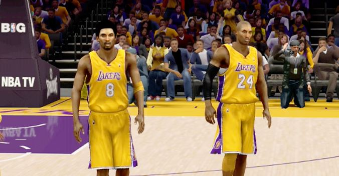 Kobe Bryant's NBA Courtside – Video game Review